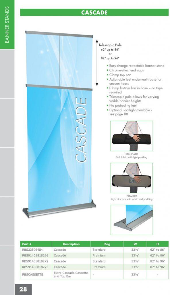 Cascade Banner
