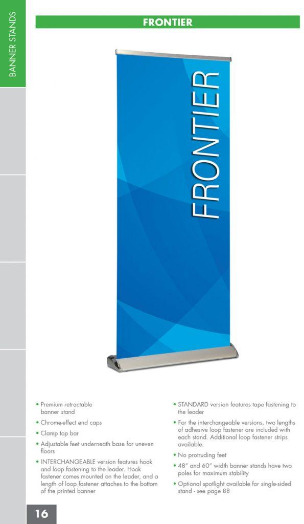 Frontier Banner