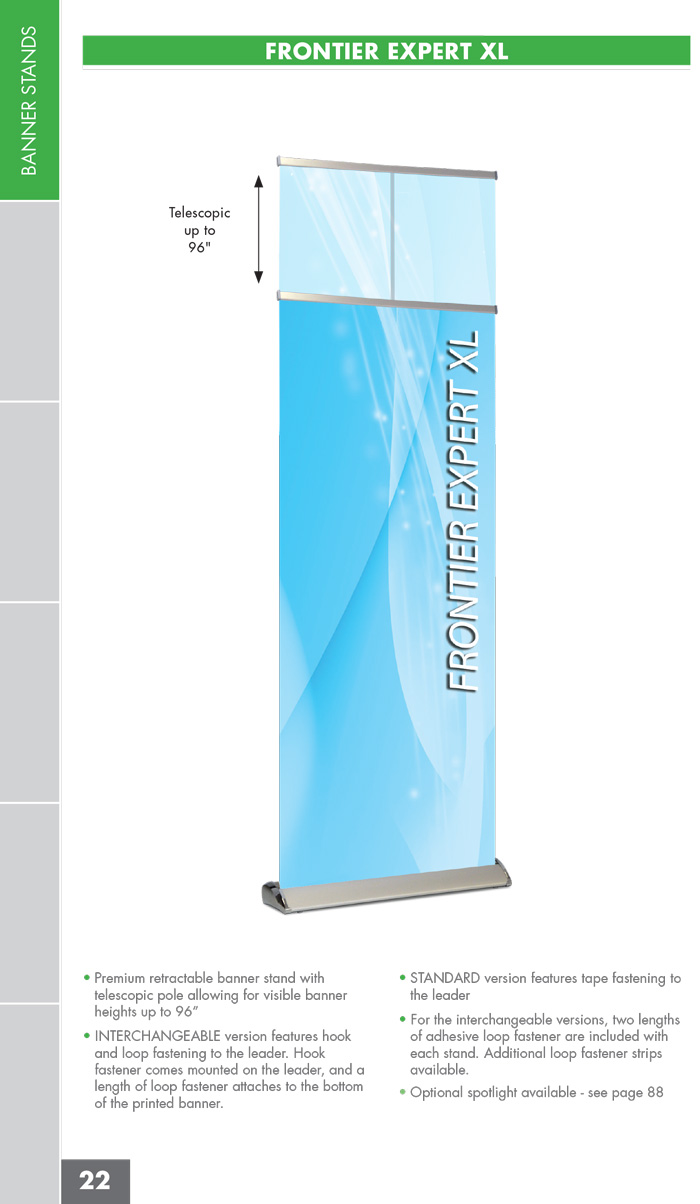 Banners and Stands - PrintFusion