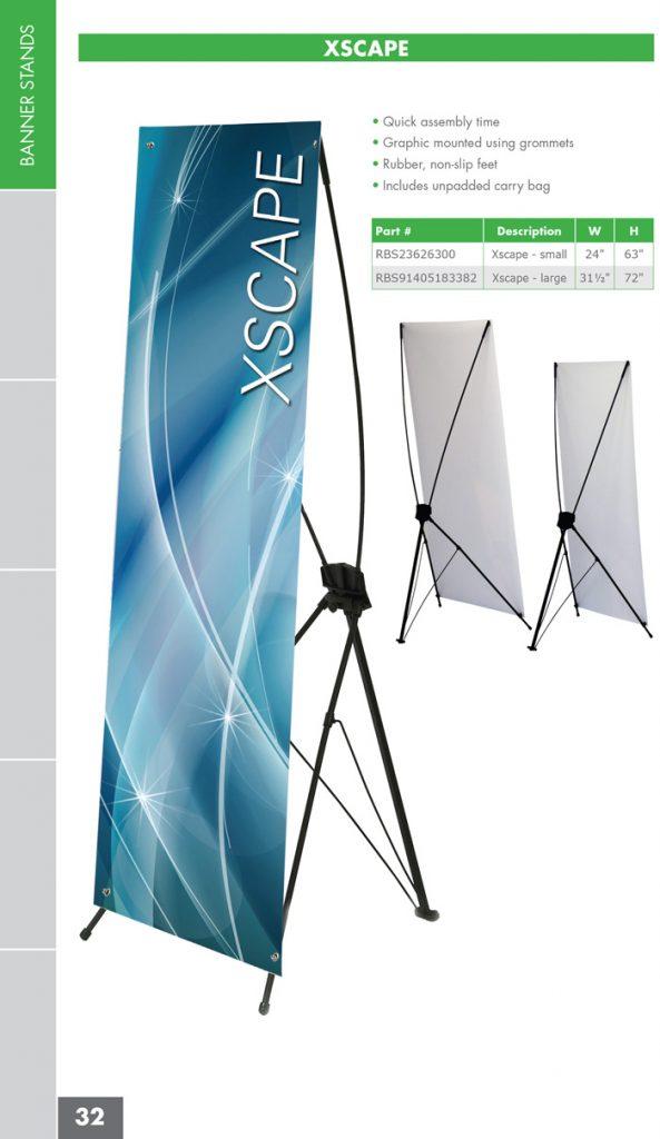 xscape banner
